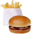 Fast foods are considered to be unhealthy for heart